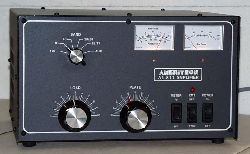 Al on Ameritron 811 Amplifier